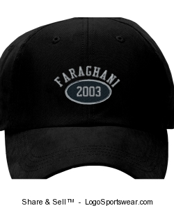 FARAGHANI since 2003-Blk Design Zoom